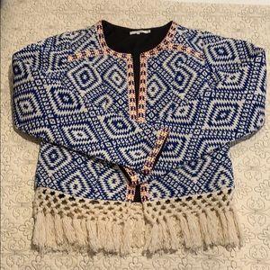 Tularosa Santa Fe Fringe jacket, XS